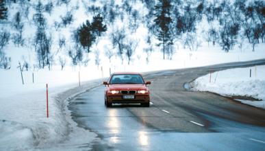 La ola de frío siberiano azota las carreteras españolas