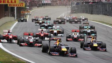 Telecinco renuncia a pujar por los derechos de la F1 en TV