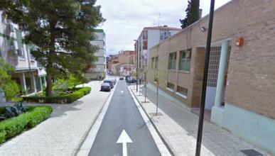 Un jugador del Zaragoza, cazado a 122 km/h en una vía de 50