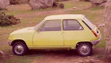 El Renault 5 celebra su 40 aniversario