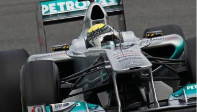 Nico Rosberg-Mercedes