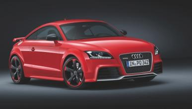 Audi TT RS Plus frontal