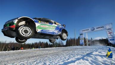 Latvala gana un Rally de Suecia 2012 con sabor escandinavo