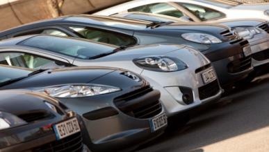 Caen las ventas de coches en la primera quincena de febrero