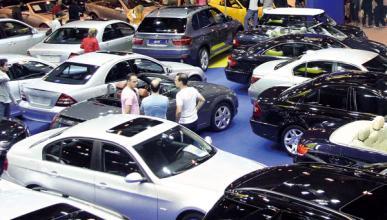 La edad media de los coches rozará los 10 años en 2012