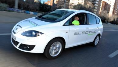 Seat Altea XL Electric Ecomotive, Madrid