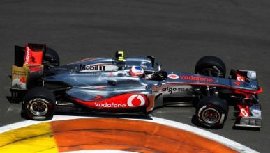 Gran Premio de Hungria: Button gana y Alonso tercero