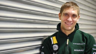 Petrov sustituye a Trulli en Caterham para 2012 en F1