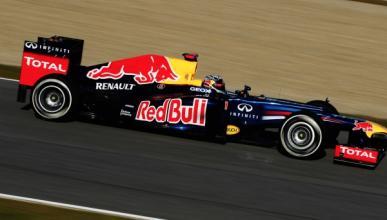Vettel, el más rápido en los tests de F1 en Montmeló