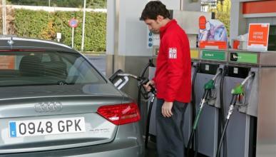 El céntimo sanitario, en las gasolineras de Castilla y León