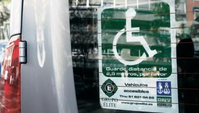 Proponen que conductores sancionados cuiden discapacitados