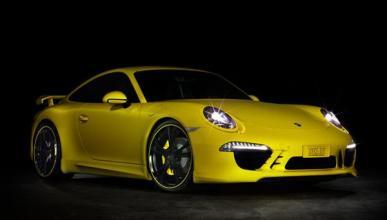 Porsche 991 TechArt frontal