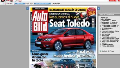 La versión digital de AUTO BILD, a 0,79 euros
