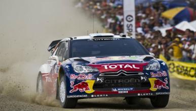 Loeb gana por sexta vez el Rally de México