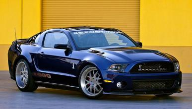 Shelby 1000 2012