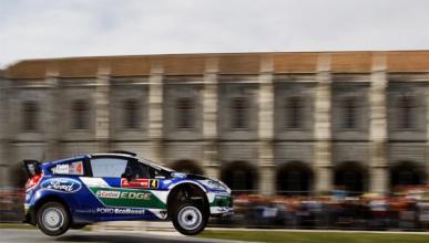 Solberg, a por el Rally de Portugal 2012