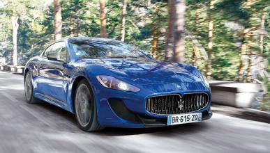 Maserati Gran Turismo MC Stradale delantera