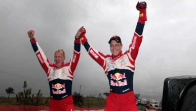 Hirvonen consigue la victoria en el Rally de Portugal 2012