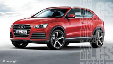 Audi Q2: el baby SUV podría llegar en 2014