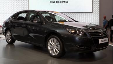Frontal  Renault Talisman