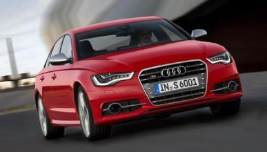 Audi S6 exterior frontal