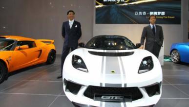 Evora GTE China Limited Edition: 444 CV y 118 unidades