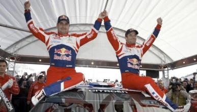 Sebastien Loeb gana su séptimo Rally de Argentina