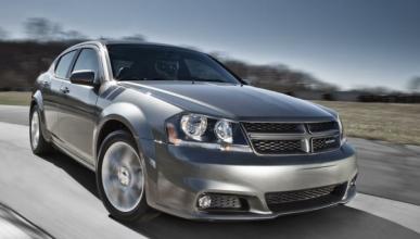 Dodge Avenger R/T 2012: más deportivo
