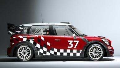 Mini y Sordo, preparados para debutar en el WRC