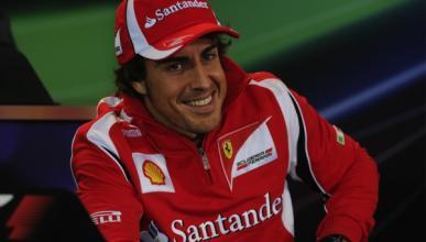 Fernando Alonso estrenará casco en Mónaco