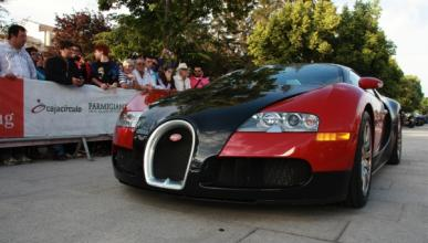 Arranca el International Bugatti Meeting
