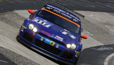 Carlos Sainz, vencedor en las 24 Horas de Nürburgring