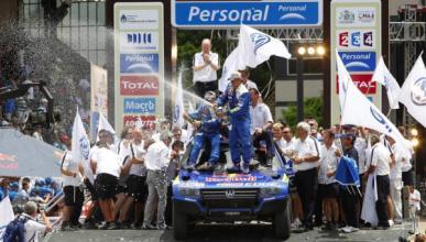 Carlos Sainz no acudirá al Rally Ruta de la Seda