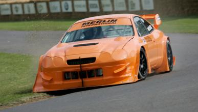 Un Toyota Celica de 800 CV, el más rápido en Goodwood