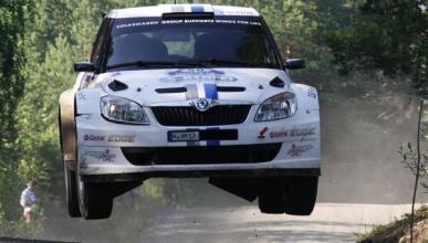 Volkswagen se prepara para el WRC con dos Skoda Fabia S2000