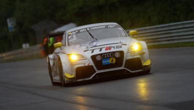 Audi TT RS: nueva versión de competición