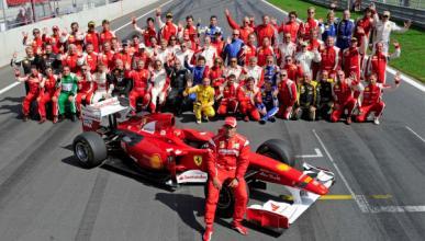 Marc Gené: Alonso es el mejor piloto del Mundial