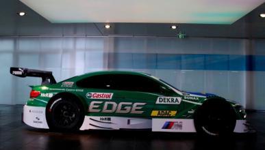 El BMW M3 DTM presenta su nueva decoración de Castrol