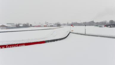 Ferrari anula la presentación de su monoplaza por la nieve