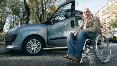 Coches y discapacitados: superhéroes al volante