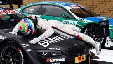 BMW gana en el DTM 20 años después