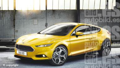 Nuevo Ford Capri, listo en 2013