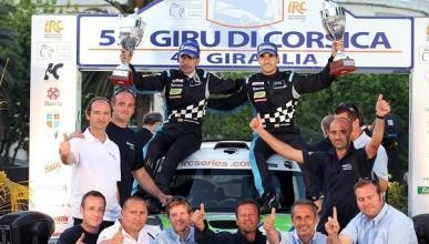 Dani Sordo gana el Rally de Córcega 2012 y hace historia