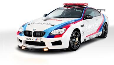 BMW M6 Coupe Safety Car MotoGP