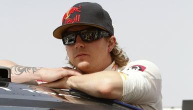 ¿Räikkönen vuelve a los Rallys?
