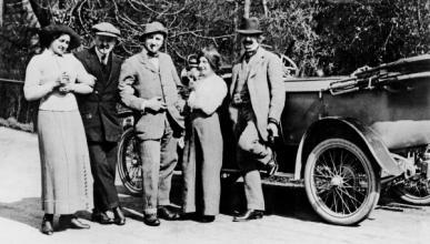 Scorsese hará una película sobre el comienzo de Rolls-Royce