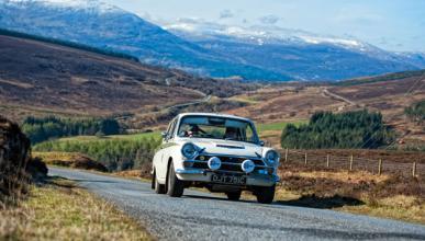 I Clásica AUTO BILD: rally con más de 1.000 curvas
