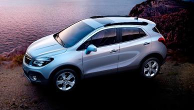Nuevo Opel Mokka 2012 lateral Salon ginebra