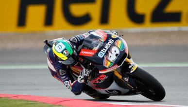 GP de Gran Bretaña 2012: Pol Espargaró, victoria en Moto2