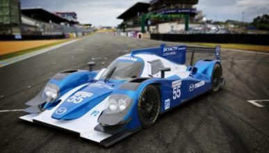Mazda irá a las 24 Horas de Le Mans 2013 con motores diésel